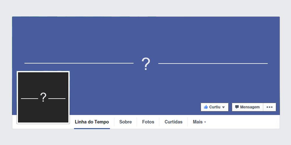 medidas das imagens para o facebook